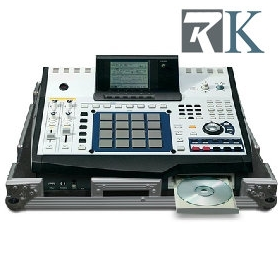 Road Case for AKAI MPC4000 Digital Recording Studio