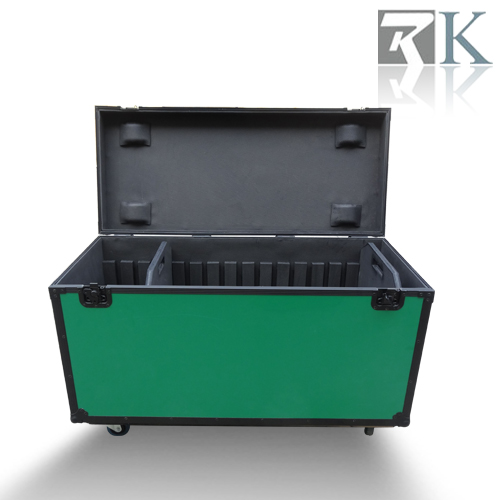 120*50*60cm Outside Measure of Lighting Case With Green Shell Color