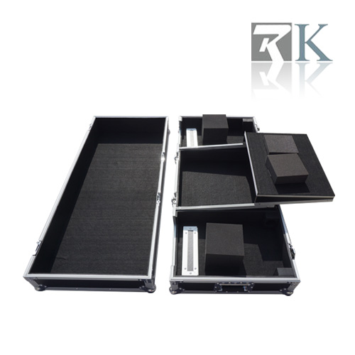 DJ Case with Laptop Platform for DJ2000_RKCDJDJ2000WL